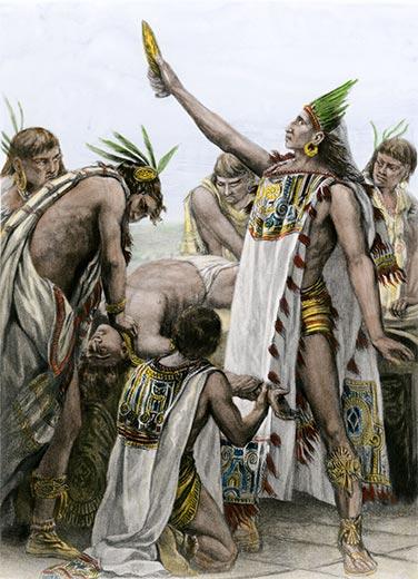 如果你是古埃及的法老,就得屠杀仆人,将他们埋入陵墓周围陪葬.图片