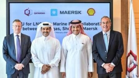 全球三巨头联手开发LNG船用燃料