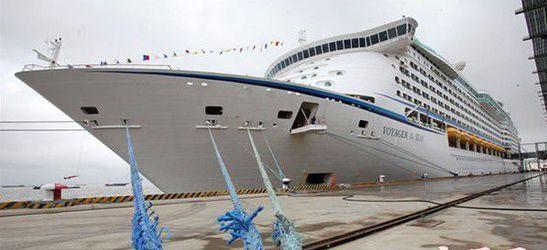 沪将建造首艘国产豪华邮轮 为泰坦尼克号三倍大
