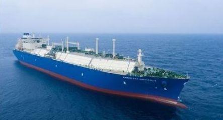 大宇造船交付第100艘LNG船