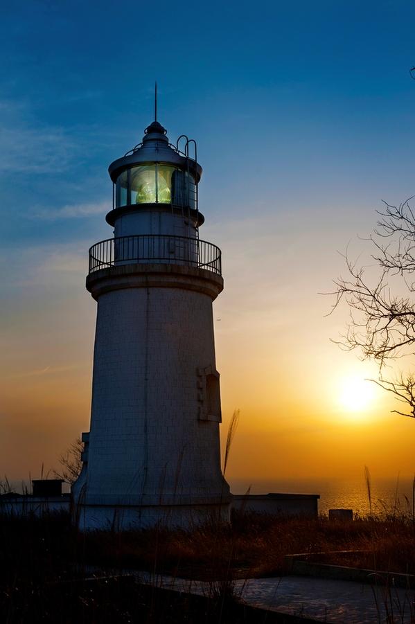大三山岛灯塔