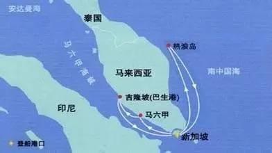 中国已经参与了马来西亚东部海岸铁路的建设,这一铁路建成后将连接