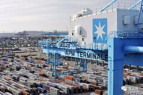 马士基码头撤出多个港口经营,葫芦里究竟卖的什么药?