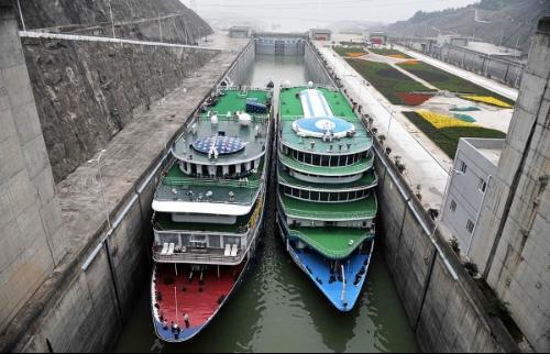 """为长江经济带发展提供坚强保障 长航局将全面实施""""强化三峡通航保障十大举措"""""""