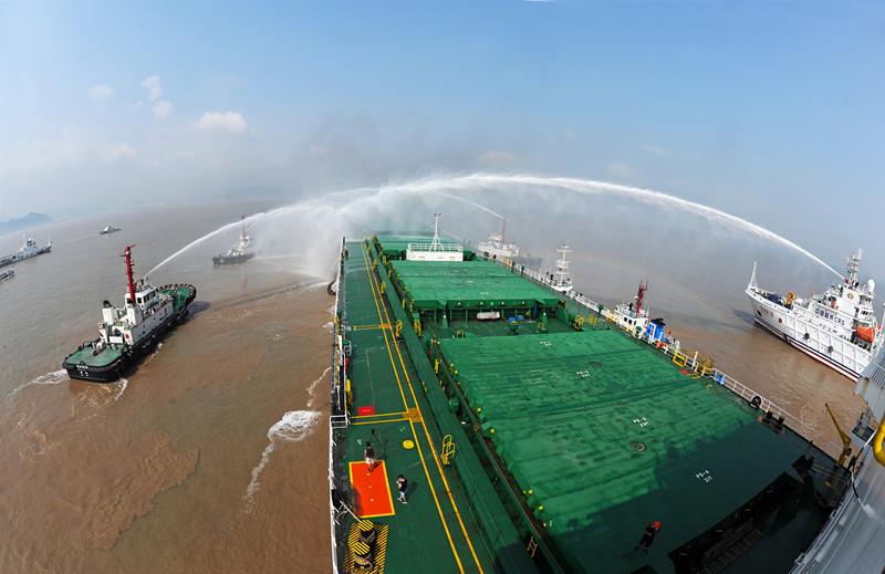 2018年国家重大海上溢油应急处置实兵演练成功举行