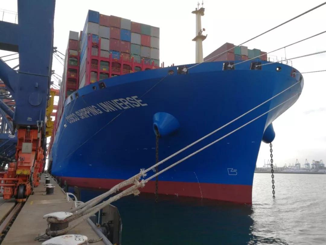 这项中国倡议 给全球港口航运业带来新的动力