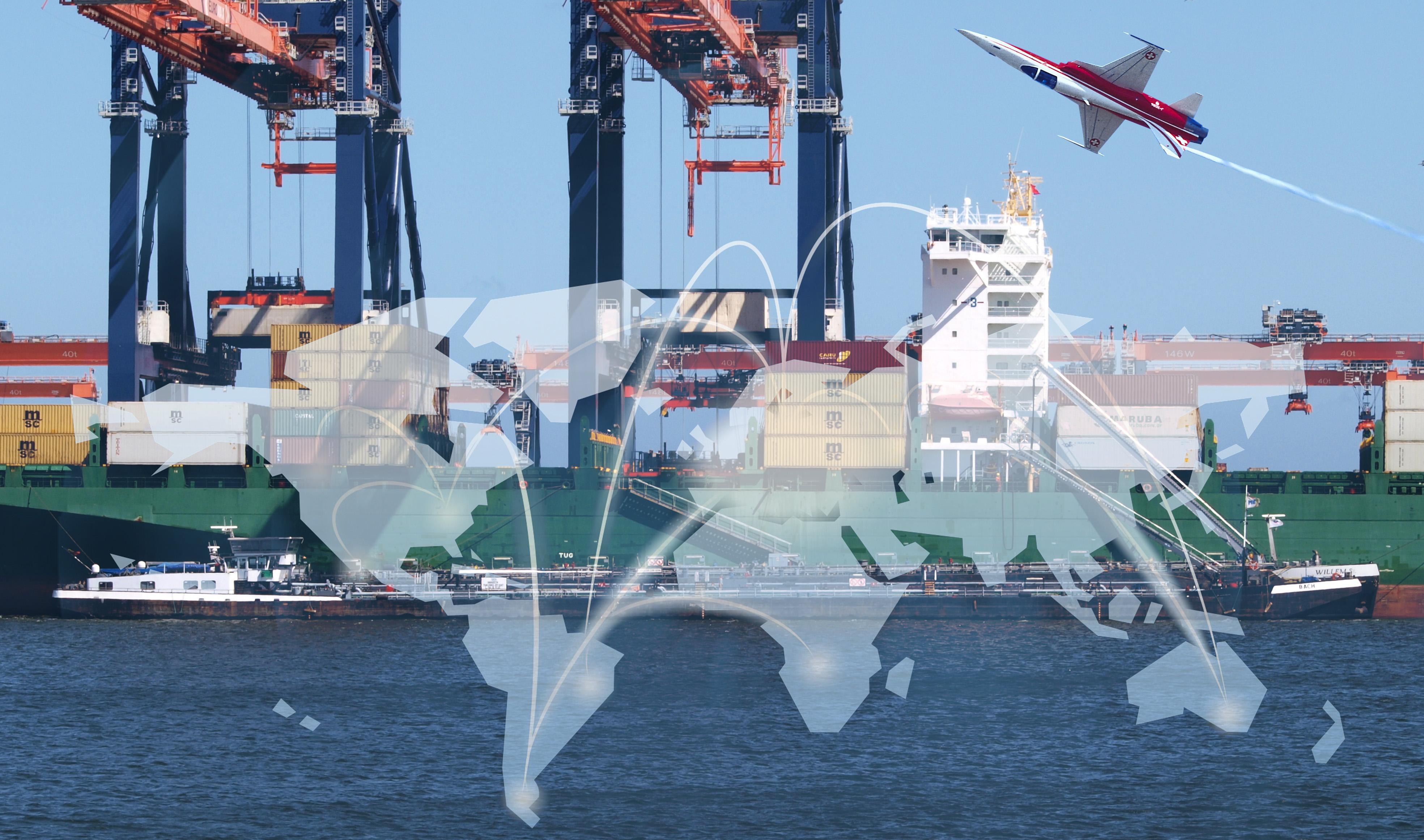 全球贸易放缓 件杂货航运市场前景蒙阴影