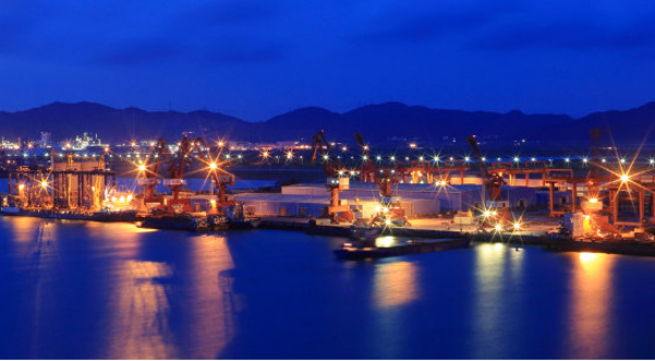 000507珠海港